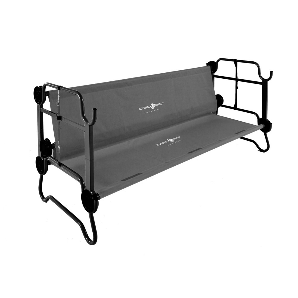 Disc-O-Bed Trundle anthrazit